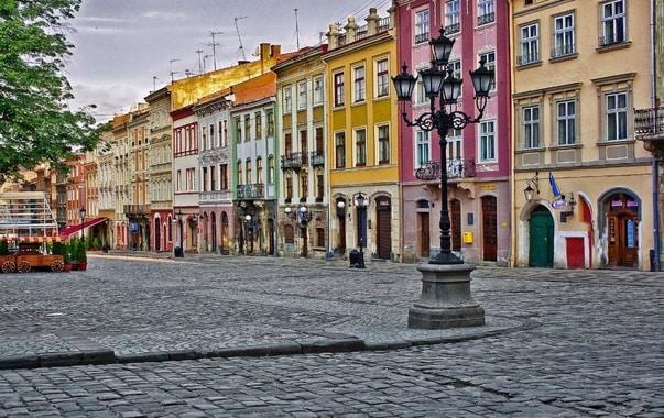 Lviv Ukraine