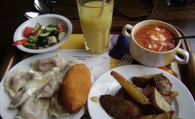 Ukraine food