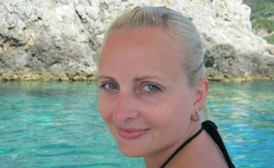 Ukraine woman Krystyna