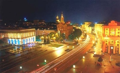 Khreshchatyk Square