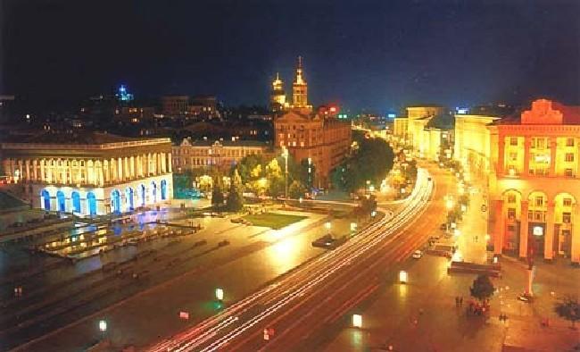 Khreshchatyk Square