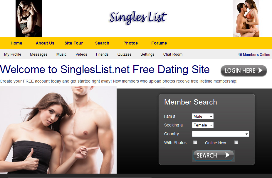 Single dating men