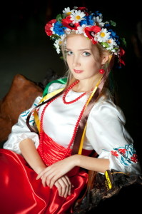 Ukraine beauty