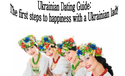 ukrainian dating guide by krystyna