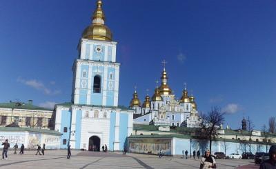 St. Michael's Monastery Kiev