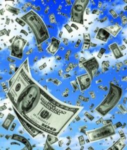 money to Ukraine