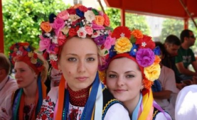 ukraine women in kiev