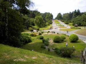 botanical garden kiev
