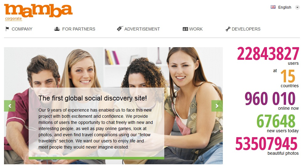 Social city dating site