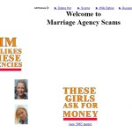 marriageagencyscams