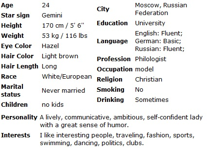 personal information_Oksana