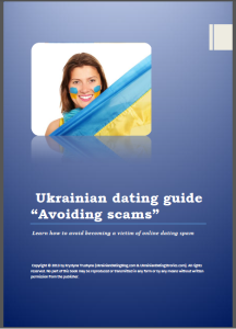 ukraine dating scam guide