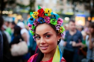 woman from ukraine
