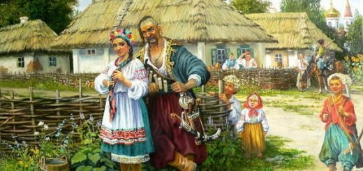Ukrainian Cossacks culture