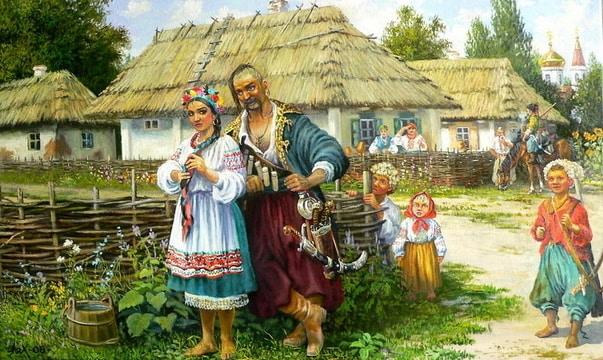 Ukrainian Cossacks culture
