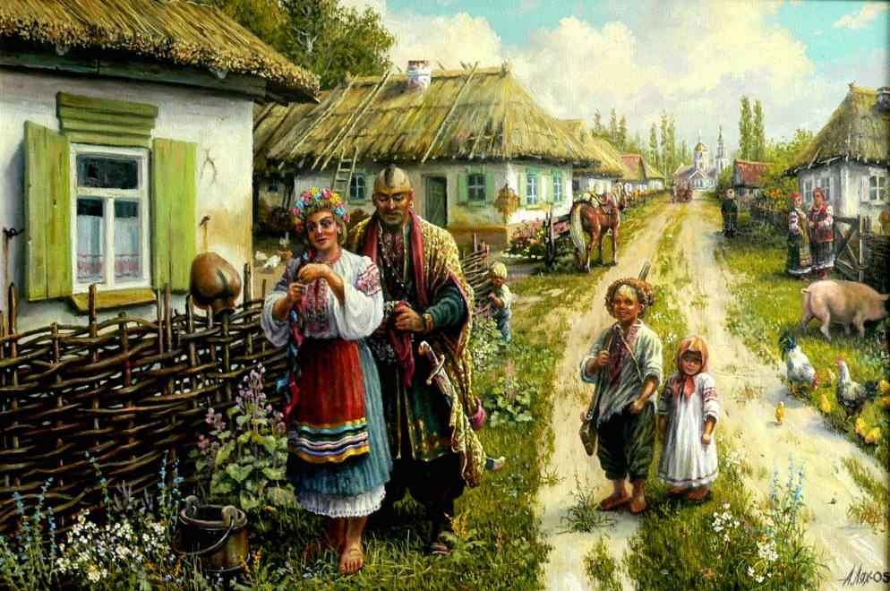 Ukrainian Customs and Etiquette