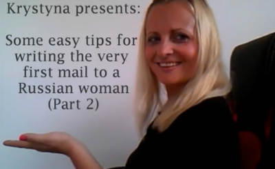 Ukrainian dating tips