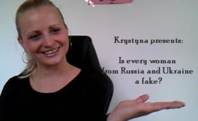 russian women scam