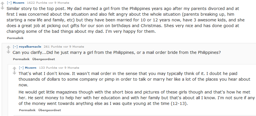 topic mail order bride works