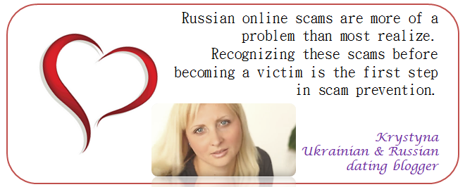 recognizing russian scam