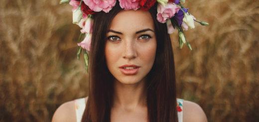 pretty ukraine bride