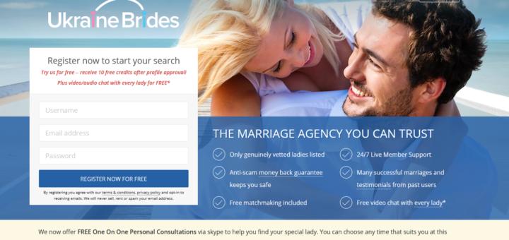 Ukraine Bride Agency