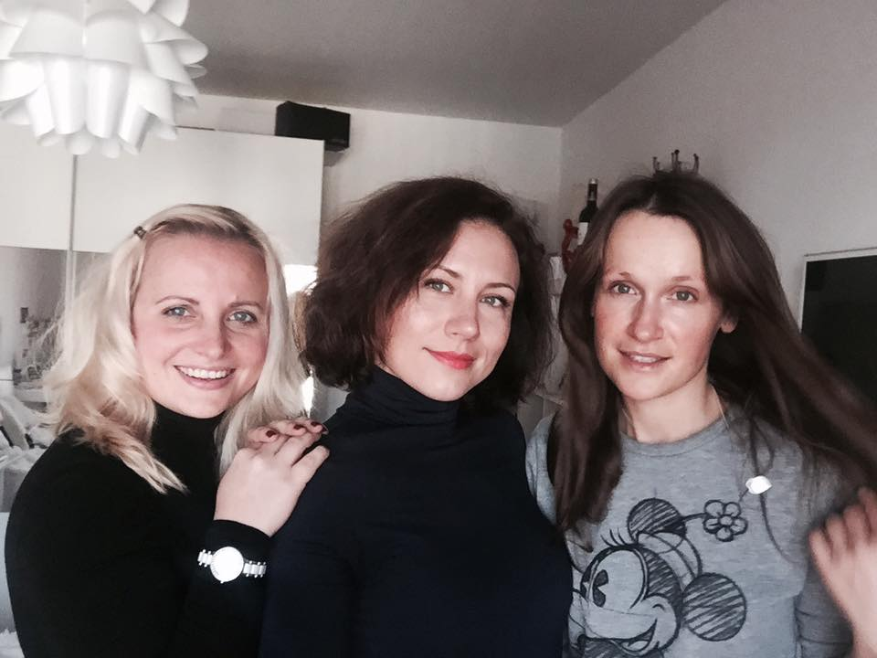 Ukrainian Russian women