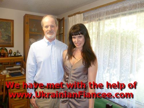 Ukrainian matchmaker