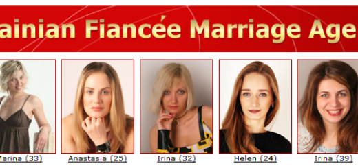 Ukrainian and Russian brides