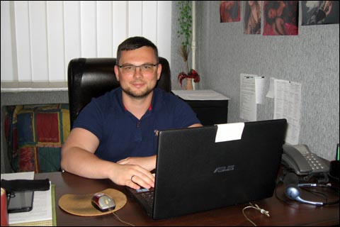 Sergey Sokolov, a co-founder and manager of the UFMA agency