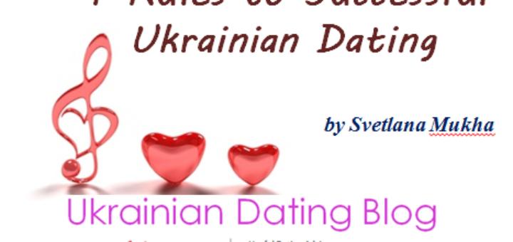success in Ukrainian dating
