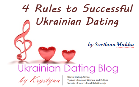 success in Ukrainian dating