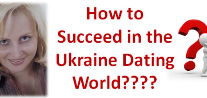 success in ukrainian online dating