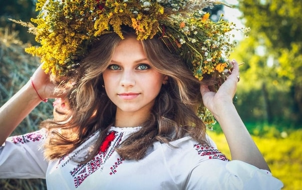 Ukrainian lady to marry