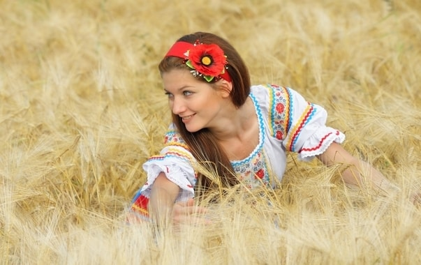Dating Ukrainian woman