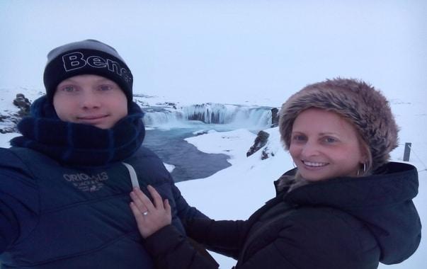 Krystyna and Daniel
