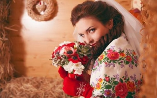 Ukrainian and Russian women dating