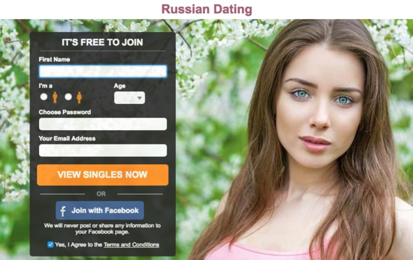 Russian dating scammers