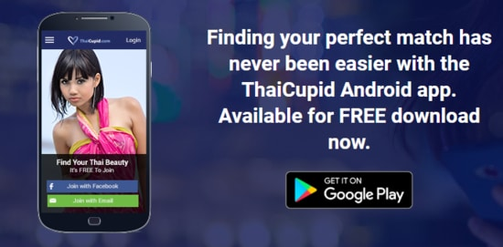 Thai Cupid App Review