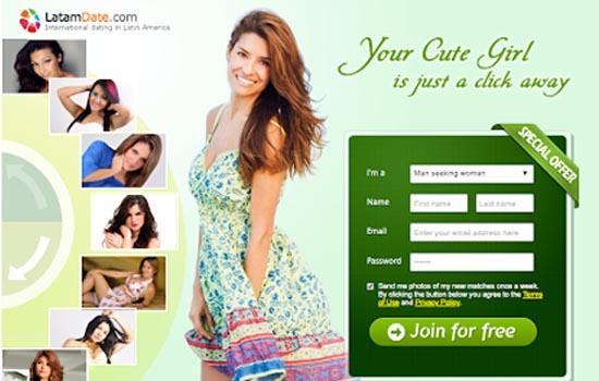 LatamDate.com mail order brides