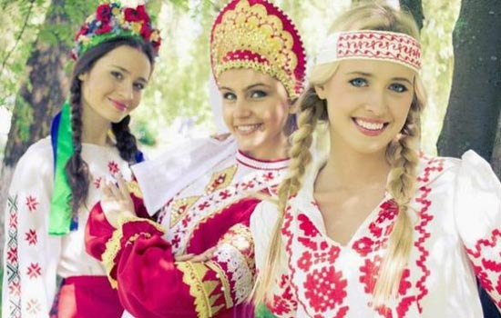 slavic girls