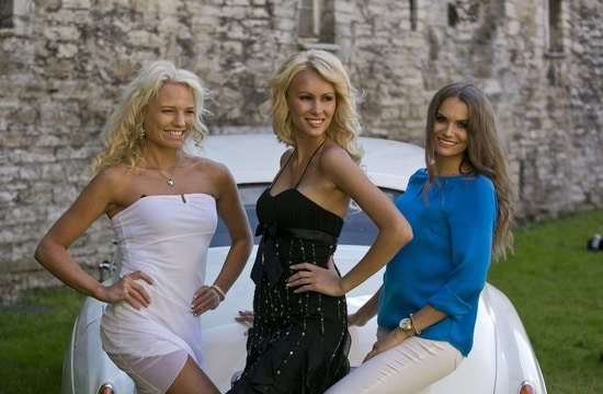Girls of Estonia